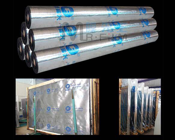 Outer Packing Film for Low-e Glass
