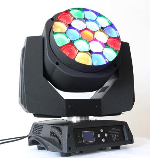 19X15W Pixel Control B-EYE Moving Head Light