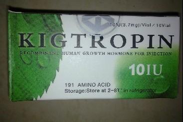 Buy Kigtropin 10iu 100iu hgh