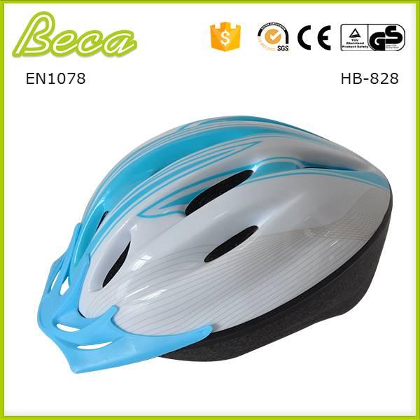 OEM high impact EPS ,PC shell EN1078 sports bike helmet