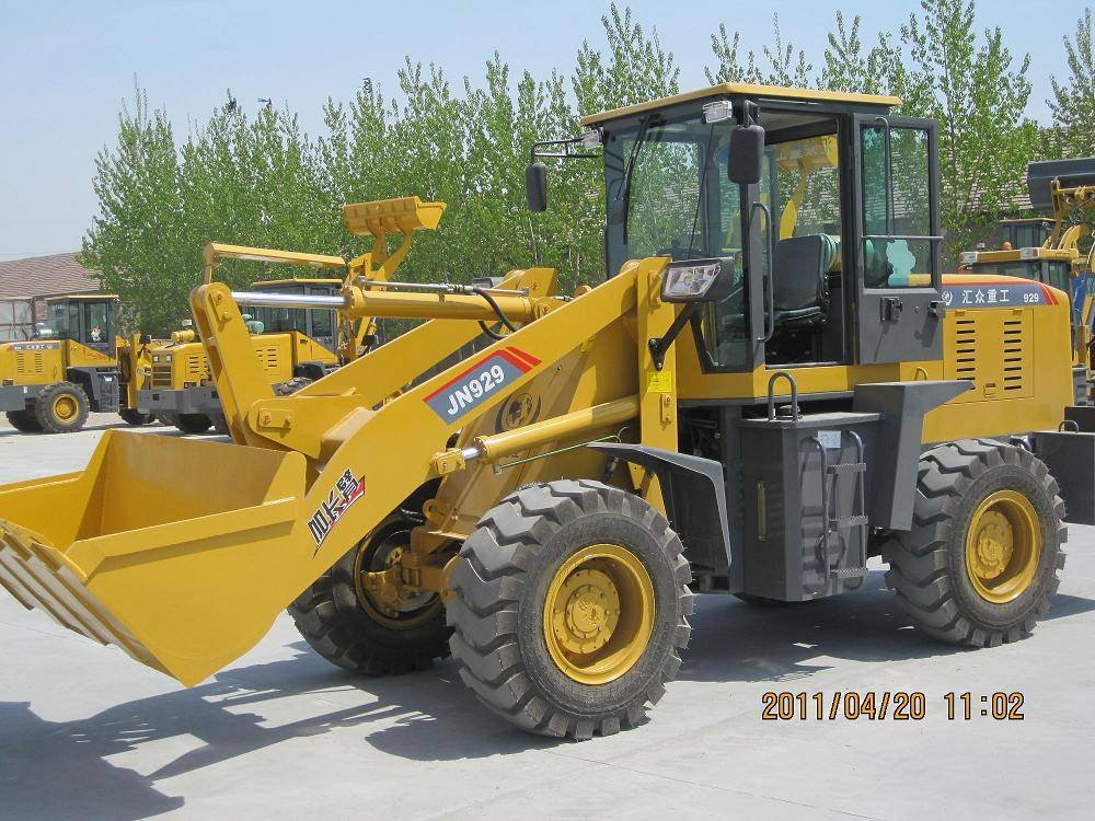 929 loader with ce