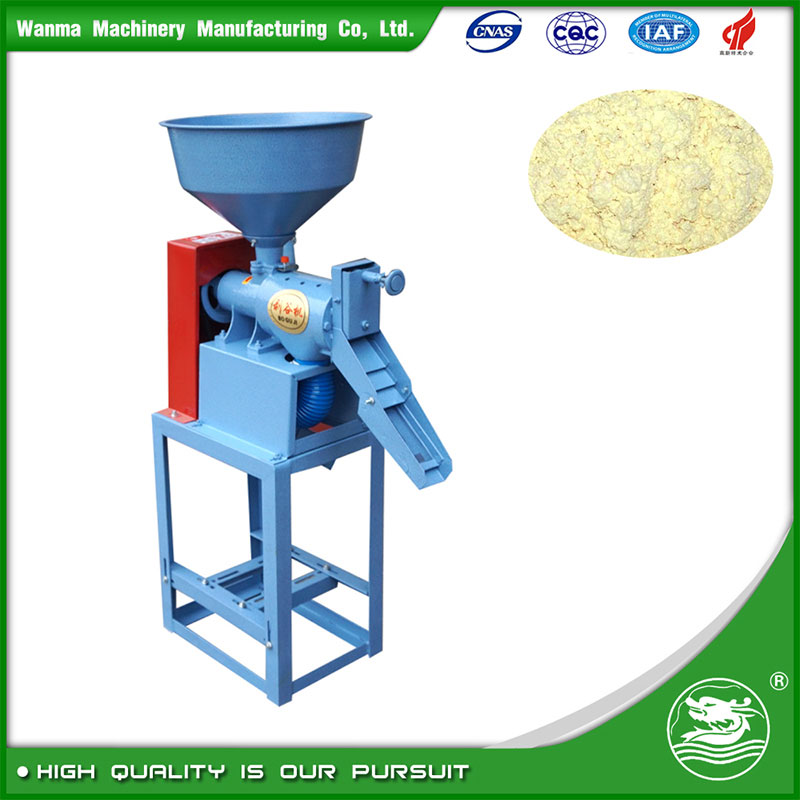 WANMA8003 High Capacity Mini Rice Huller Milling Machine