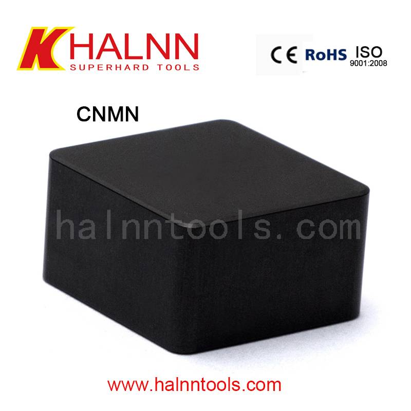 BN-S30 CBN hard turning inserts for roughing gray cast iron parts brake discs with better efficiency