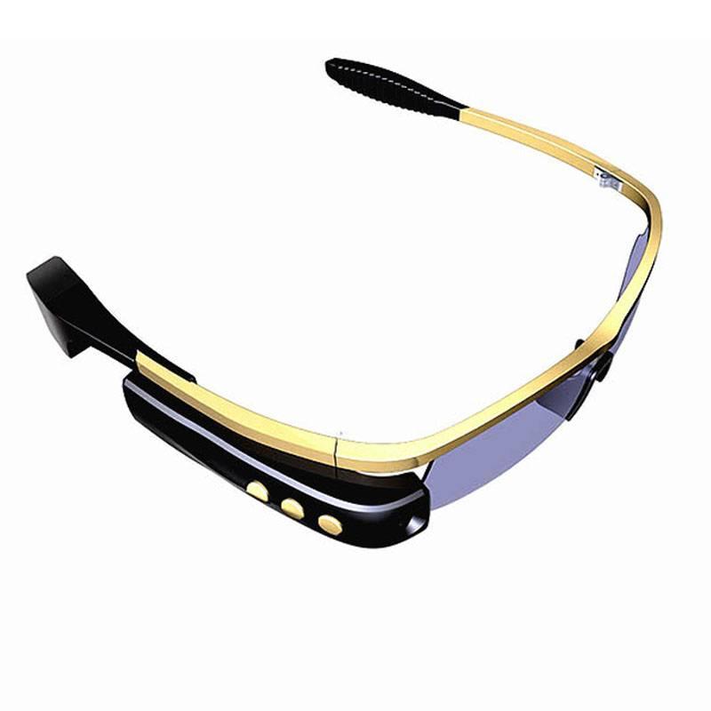 Smart Eye Wearable Video Camera Glasses Voice Broadcast Glasses