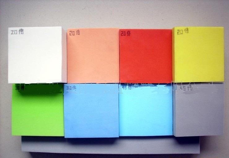 colorful EVA,PE Sheets