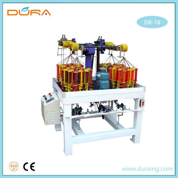 16 spindle high speed braiding machine
