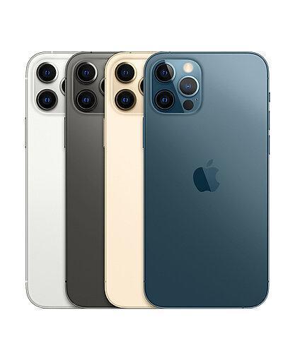 2020 Apple - iPhone 12 Pro Max 5G 256GB - Pacific Blue Unlocked