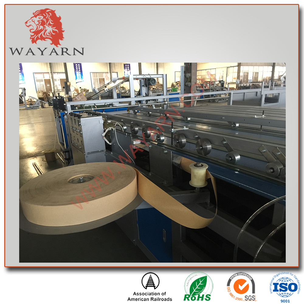 Semi automatic air packing dunnage bag jumbo bag sewing machine with Non Woven Bag Making Machine