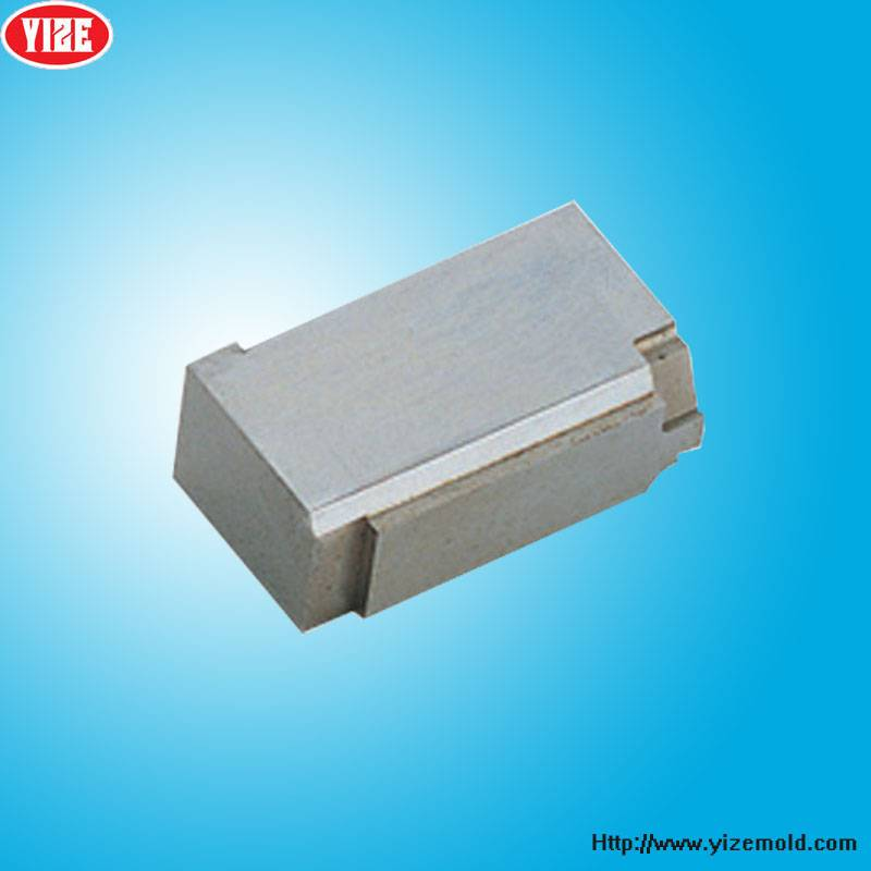 Connector mould part manufacturer with hot sale steel mould part