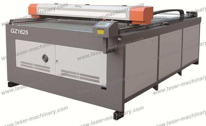 GZ1625 CO2 Laser Cutting Flat Bed from Guanzhi Industry Co., Ltd