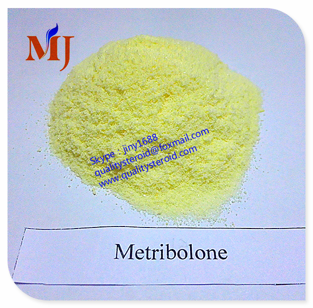 Top Quality Steroid Raw Powder Metribolone