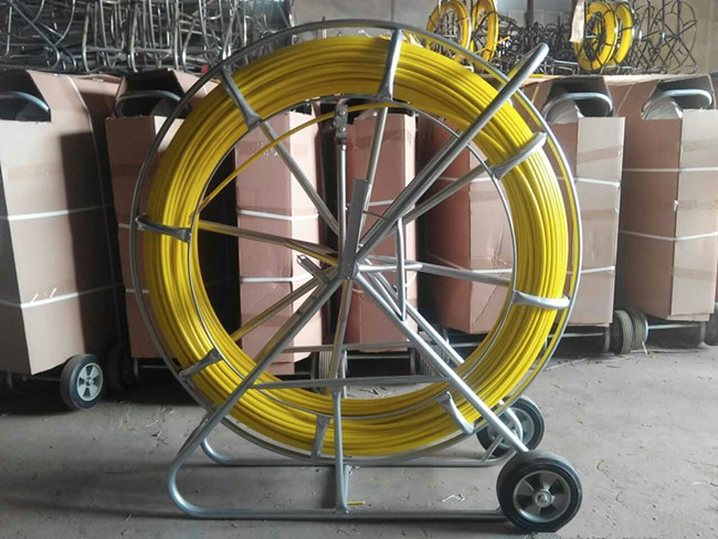 Traceable Duct Rodder