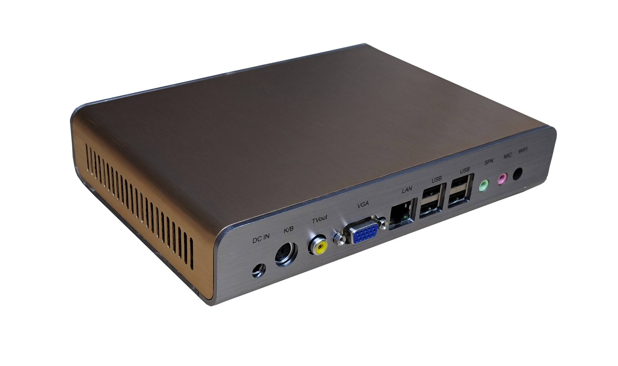 fanless thin clients  support HDMI