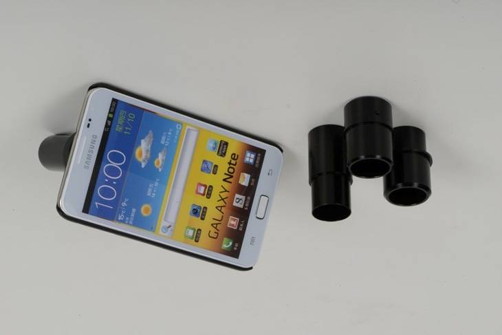 Samsung S3, S4, S5, S6, Note 1, 2, 3, 4 photo adaptors for slit lamp