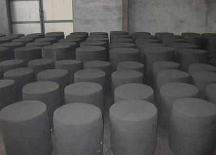 graphite block. isostatic graphite