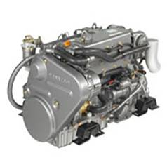New Yanmar 4JH4-TE Marine Diesel Engine 75HP