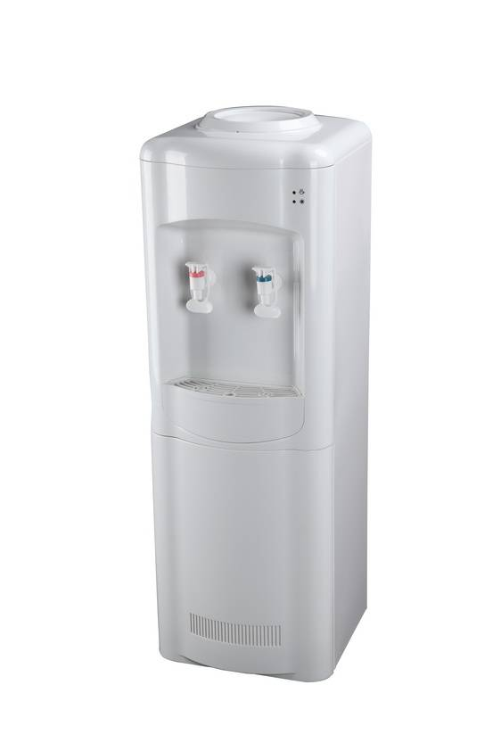 hot&cold plastic water cooler water dispenser