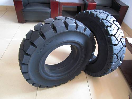 ANair Pneumatic Solid Tire 8.25-15, for Forklift and other industrial