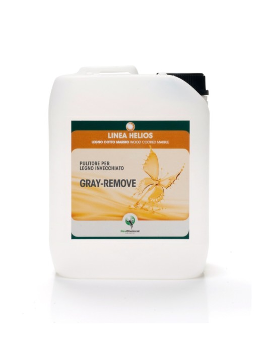 AGED WOOD CLEANER - Gray Remover