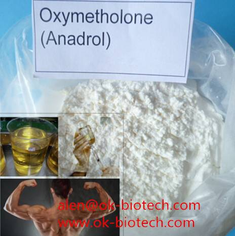 Purity 99% Raw Materials Steroids Powder Anadrol Oxymetholone Buy steroid powders from China