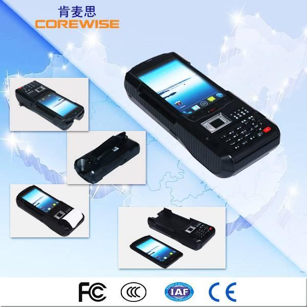 3G,WIFI,Bluetooth,RFID,Fingerprint,Thermal Printer,POS Machine