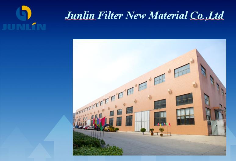 Changzhou Junlin Filter New Material Co,.Ltd