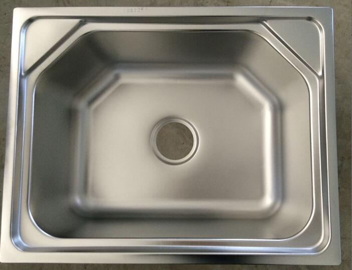 UZ5543 Kitchen Stainless Steel Sink