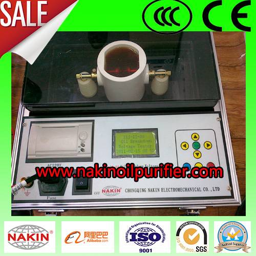 Series IIJ-II Dielectric Strength Tester for Insulating Oil