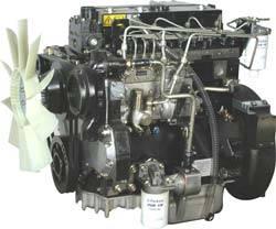 PERKINS 1000 Series Diesel Engine For Engineering Machinery