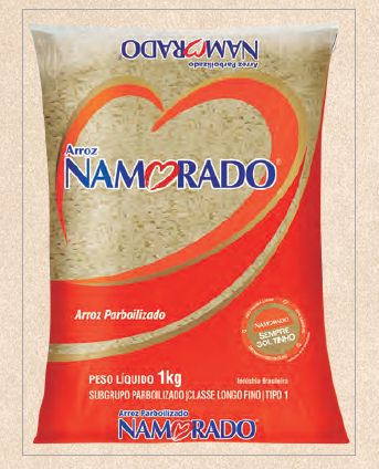 Brazilian Parboiled Rice