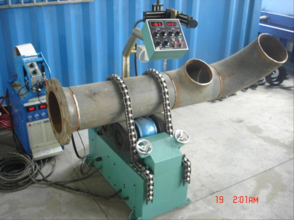Portable Piping Automatic Welding Machine (FCAW/GMAW)