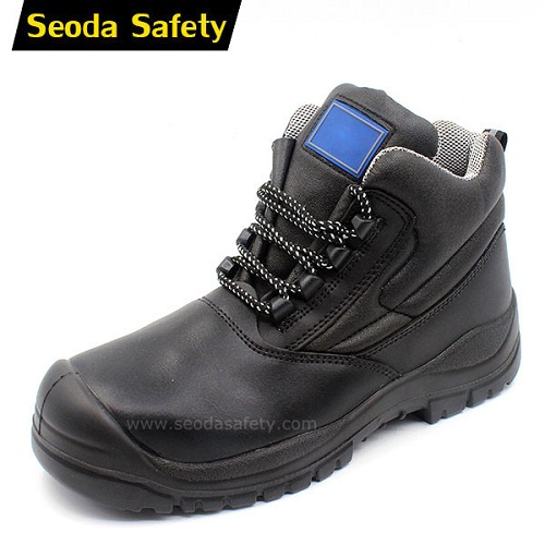 Fiberglass toe cap safety shoes