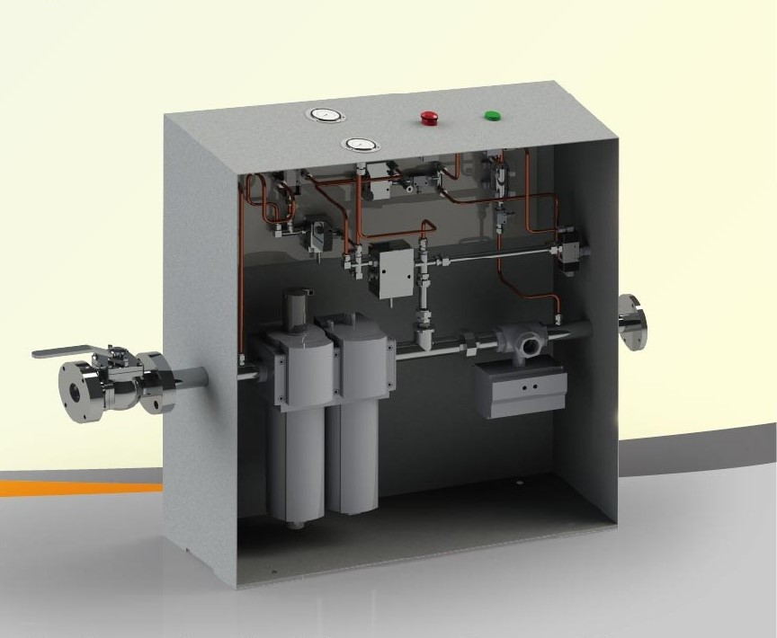 Industrial Air Drive System