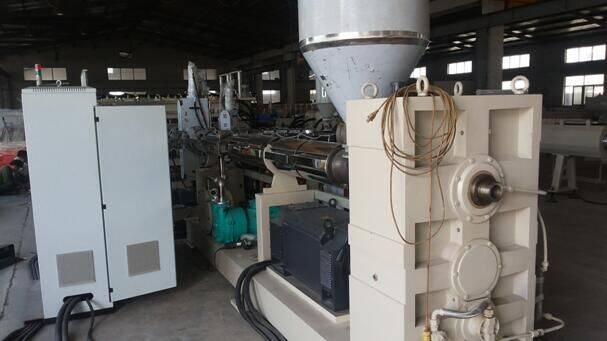 PC Hollow Structure/Wave Board Extrusion Line