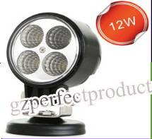 High quality vehicle 12w led work light