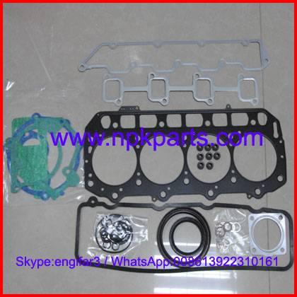 Yanmar engine parts 4TNE98 repair kit cylinder gasket set 729903-92760