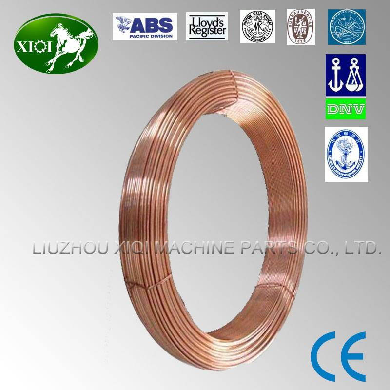 Submerged arc welding wire EL8 with CE approved