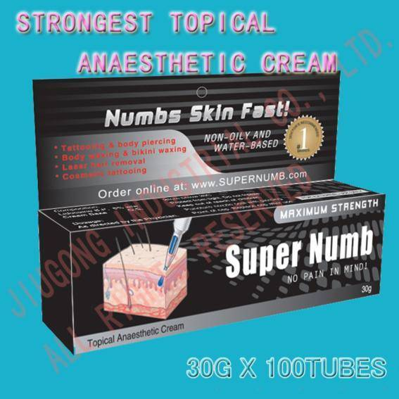Topical Anaesthetic Cream, 30g