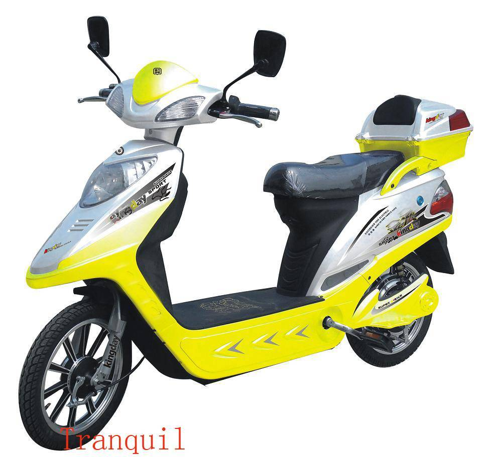 Electric Scooter with Pedal (AG-ES38)