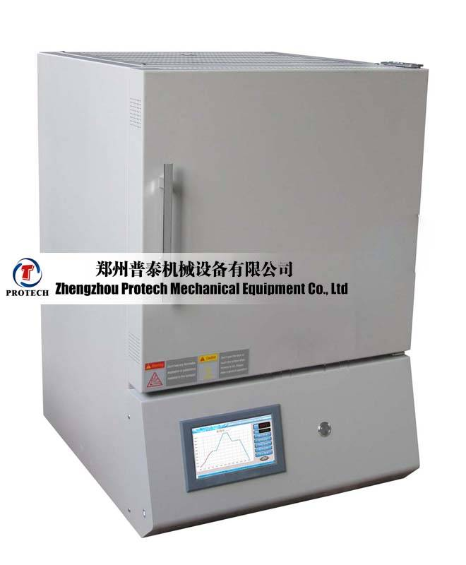 Protech high temperature lab muffle furnace
