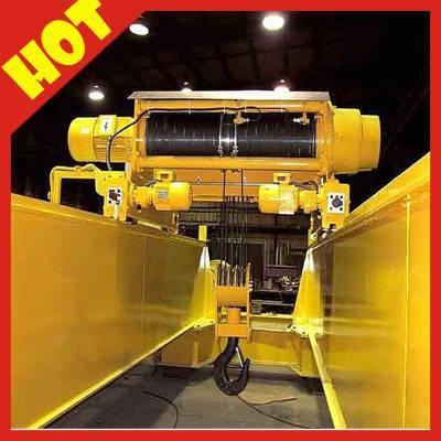 QD double girder overhead crane 5-50t