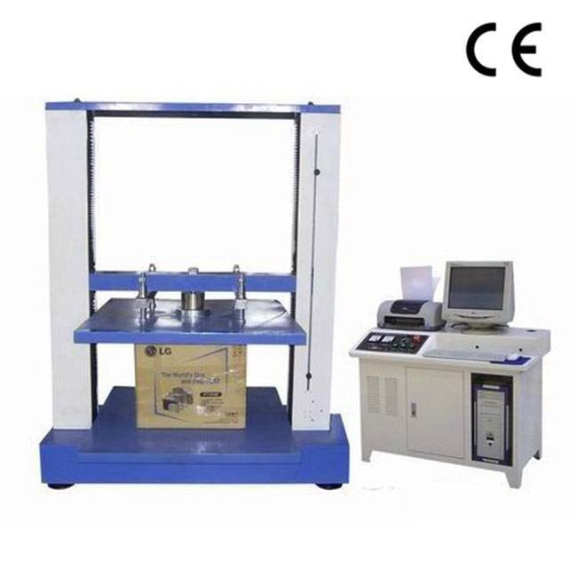 RT-401A Computer type carton box compression testing machine
