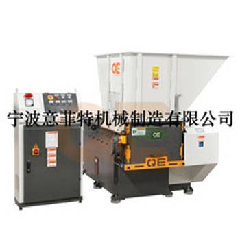 Automatic waste tyre recycling machine rubber crusher