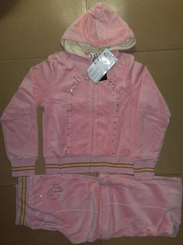 Baby Phat Velour Tracksuit
