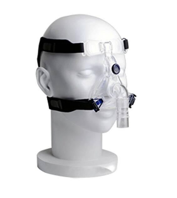 CPAP air breathing apparatus mask