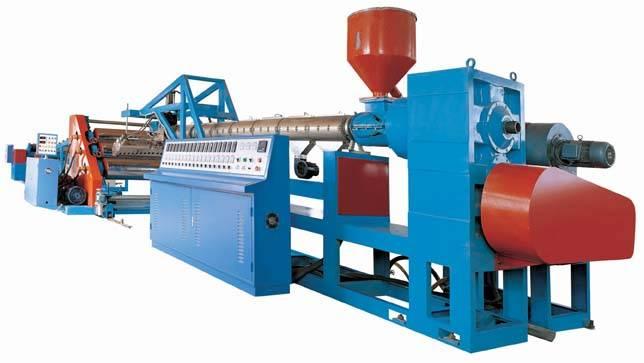 PP,PE,PS,ABS,PVC sheet production line