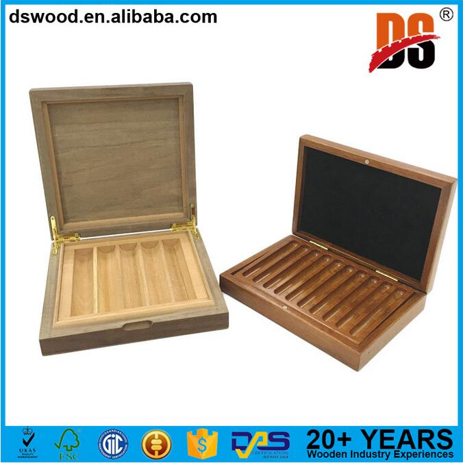 wooden customized electric cigar humidors