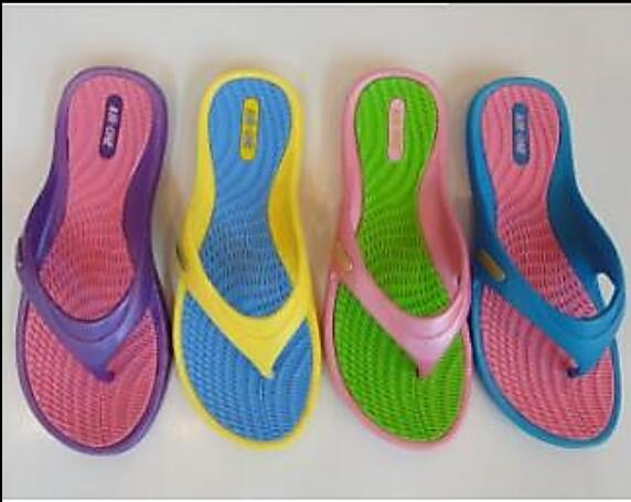 Popular Factory Making Best Selling Printable Pvc Rubber Slippers
