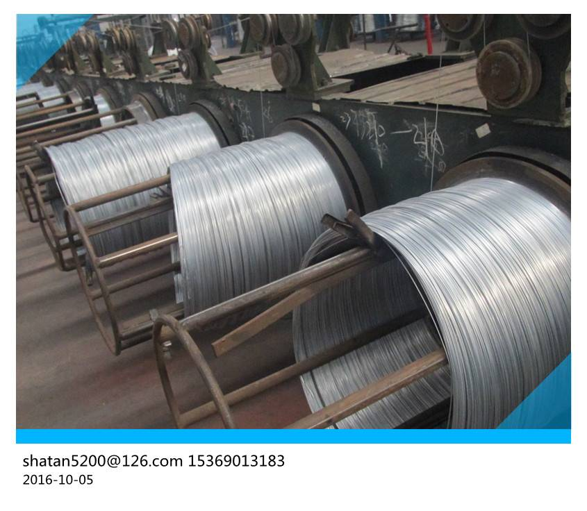 14 Gauge x 200ft galvanized iron wire for Southeast Asia