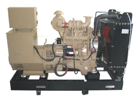 62.5KVA diesel generator set
